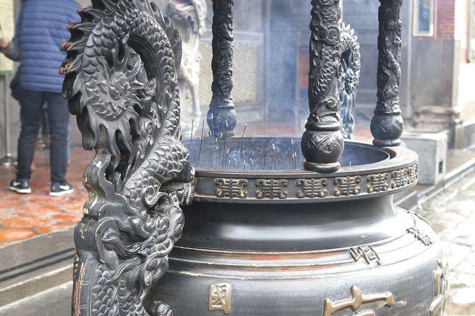 台北三大寺廟の一つ「大龍ドウ保安宮」