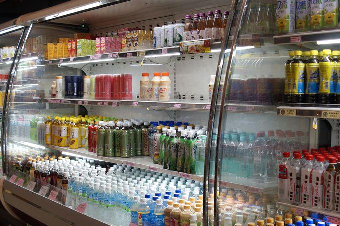 台北駅地下にある「台鐵便當本舖2號店」は駅弁以外の商品も充実