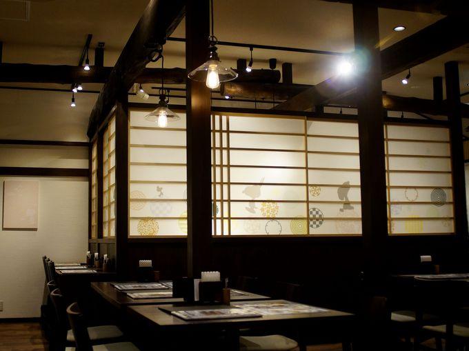 「SNOOPY茶屋」二階のカフェは和とスヌーピーの癒しの空間
