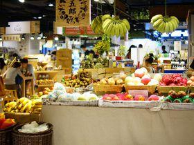 台中「第六市場」台湾初の商業施設内型マーケットが面白い!