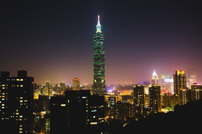 台湾の主要観光スポット