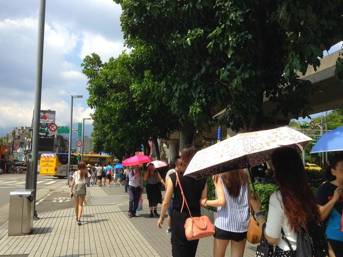 台湾旅行で各季節おすすめの服装は?