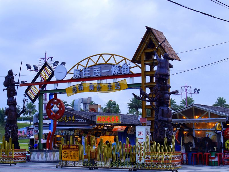 台湾・花蓮「東大門夜市」の珍しくて美味しいおすすめ屋台!