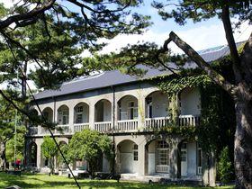 台湾・花蓮「松園別館」は日本統治時代の建物と松林が美しい