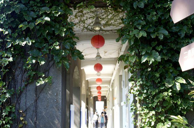 「松園別館」の歴史に日本との関わりを想う