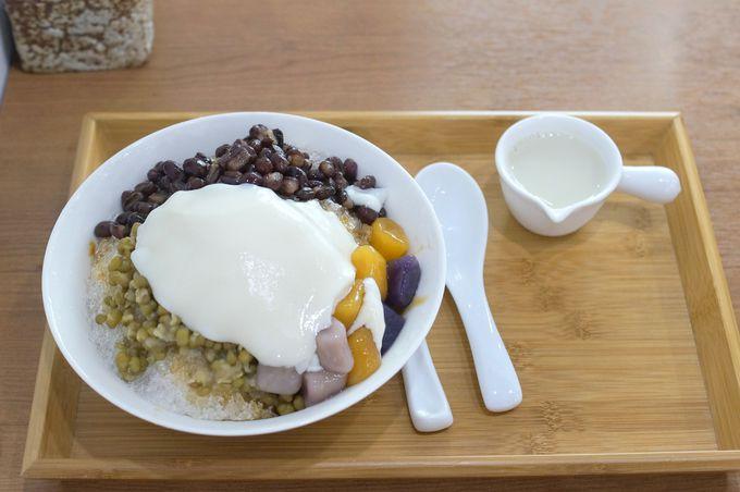 手作り豆花が美味しい「草悟道」の隠れ家スイーツ店「好豆堂商號」