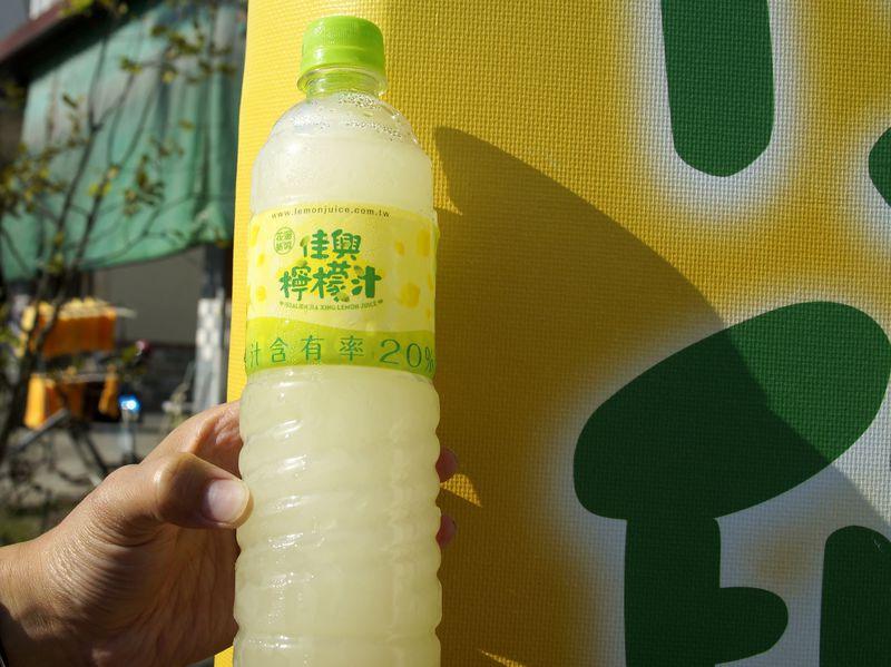絶品と評判!レモンジュース「佳興檸檬汁」は台湾・花蓮の食堂に!?