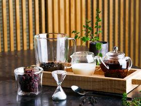 台湾・鶯歌でのカフェランチは茶器も素敵な「喝茶天Teaday」で!
