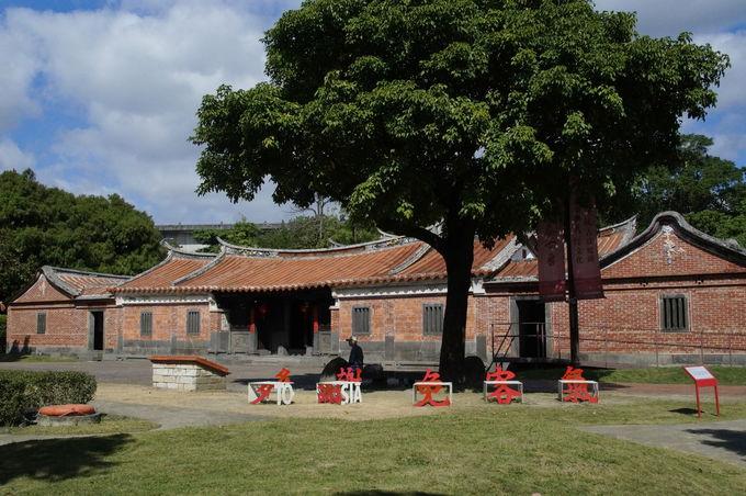 200年以上の歴史のある建物
