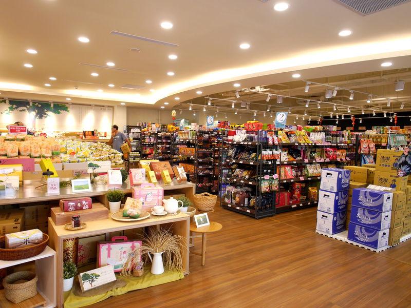 台湾・台東池上の農會直売スーパーで台湾農産物のお土産色々!