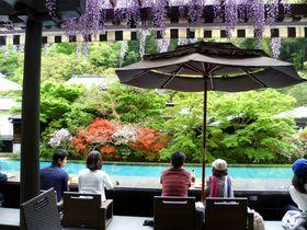 伊豆市「東府や Bakery&Table」吉奈温泉の足湯とパンを堪能!