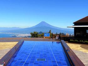 伊豆パノラマパーク「碧テラス」ワンランク上の富士山&駿河湾の絶景!