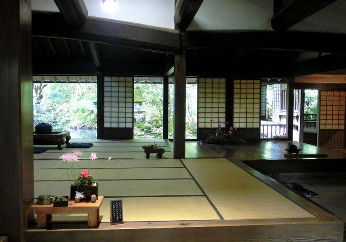 江戸時代中期建造!庄屋屋敷「加茂荘」