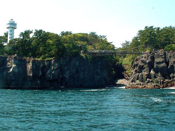 4.城ヶ崎海岸