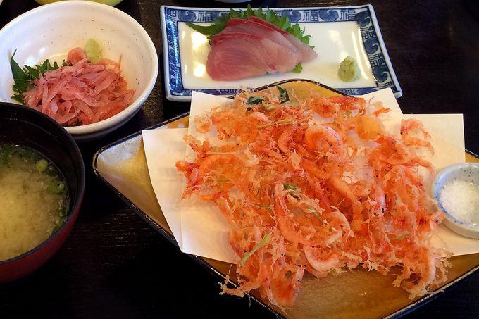 駿河湾の宝石!「桜えび」は貴重な食材