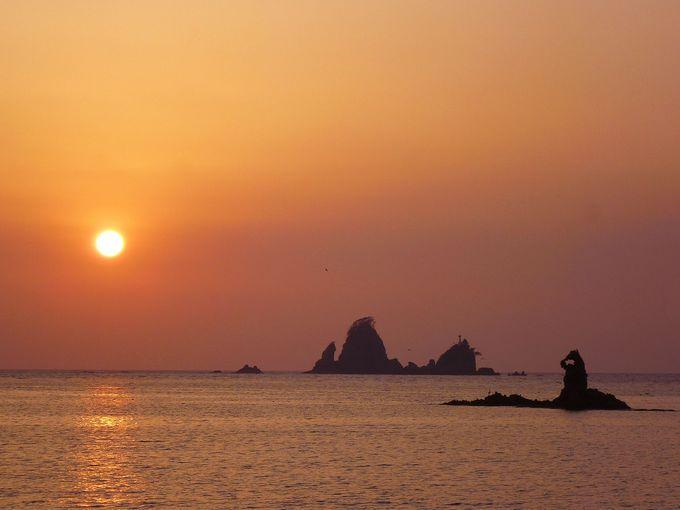 西伊豆の「日本一の夕陽」、ぜひ堪能してみよう!