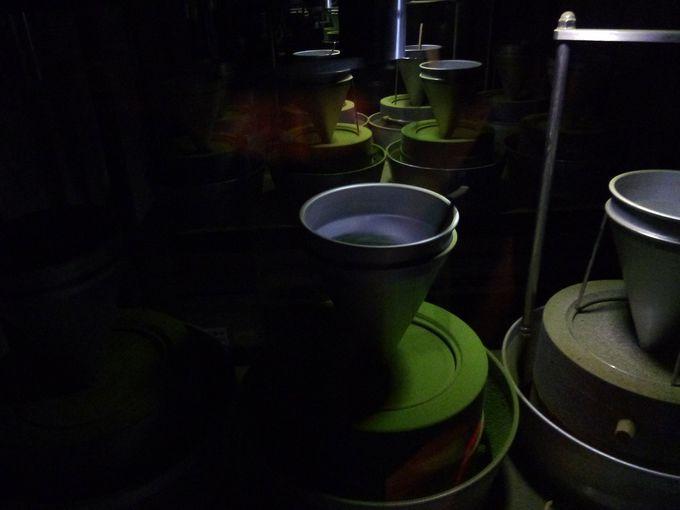 徹底的なこだわり!驚きの抹茶製造法