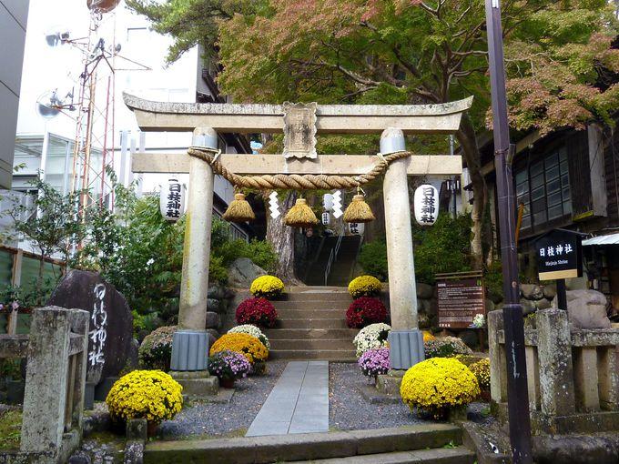 5.日枝(ひえ)神社