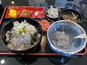 富士山しらす街道へGO!極上「田子の浦しらす」が食べられる店3選