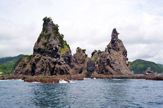 「みのかけ岩コース」も魅力的!伝説の岩を堪能しよう