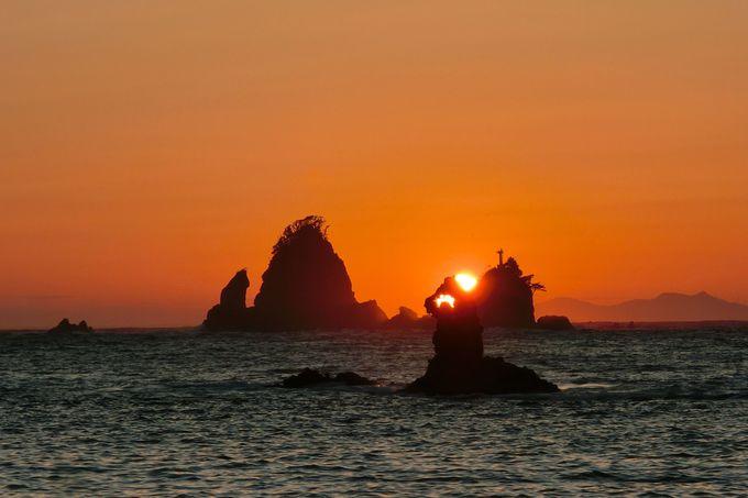 「大田子海岸」の奇岩をご紹介!