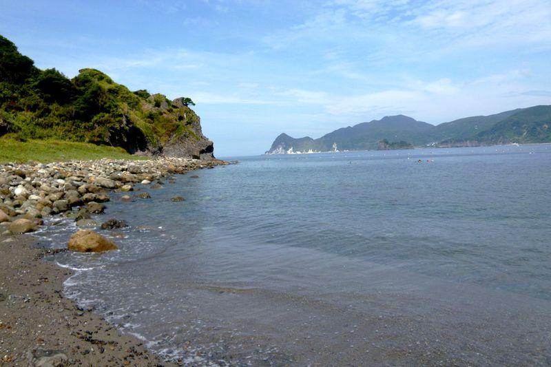 船でしか行けない絶景ビーチ・南伊豆の秘境「谷川浜」へGO!