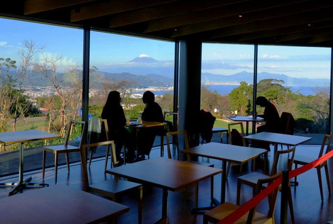 日本平の歴史や文化がわかる!絶景カフェで贅沢な時間も