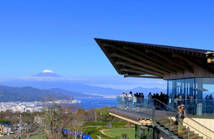 新幹線の車窓からじゃない「富士山」