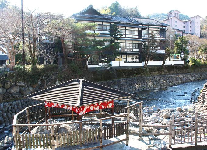 日本建築の伝統美!江戸川乱歩氏ゆかりの宿「花小道」