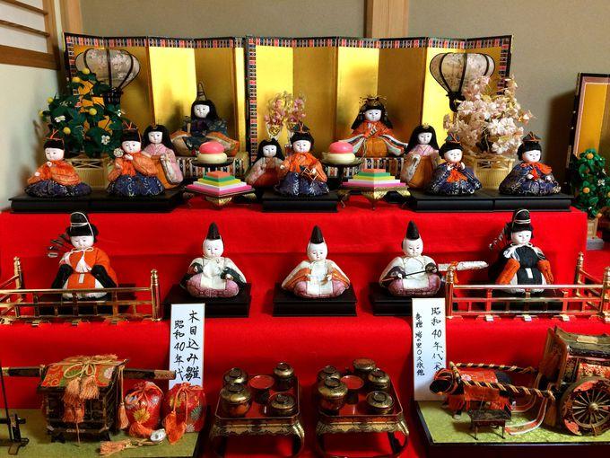 修善寺温泉で開催!「女将の雛飾り〜in 花小道〜」
