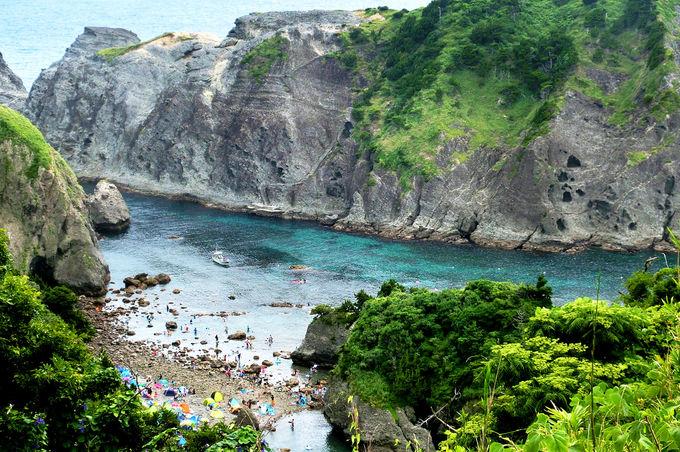 日本有数の透明度!南伊豆「ヒリゾ浜」とは
