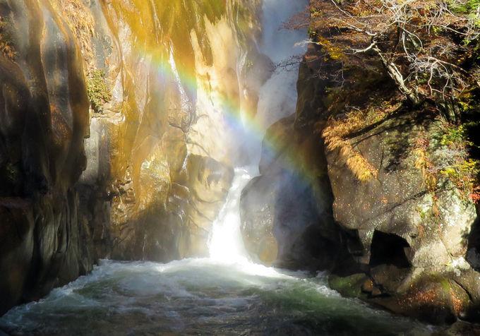 昇仙峡ロープウェイ・大滝…、まだまだ見どころが沢山!