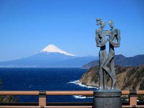 伊豆・恋人岬の楽しみ方!恋愛パワースポット&富士山と駿河湾の絶景