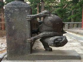 逆立ちの狛犬で恋愛運アップ!弘前のパワースポット・岩木山神社