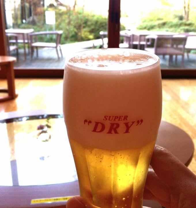 冷えたグラス&ビールサーバーがお出迎え!財布にやさしいオールインクルーシブ