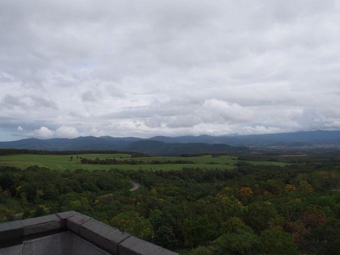 【その2】パノラマデッキで壮大なパノラマの景色を満喫しよう!