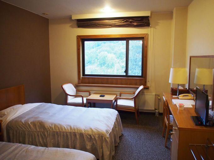 自然に囲まれたナチュラルリゾート ニセコワイスホテル