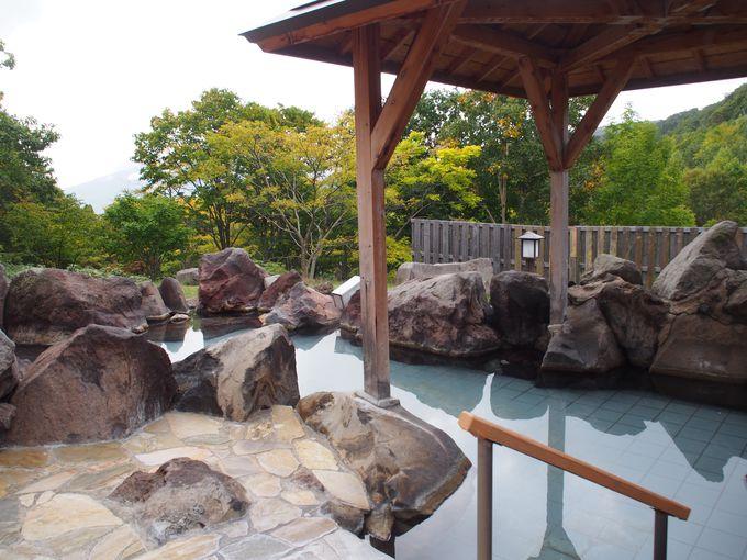 【その4】露天風呂からの羊蹄山の眺めを楽しもう!