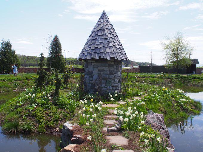 まさに絵本の世界!ノームが暮らす「ノームの庭」
