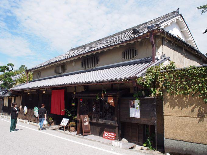 昼:「cafe ことだま」で明日香村の食材を使った人気ランチ