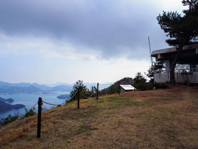 夕方:穴場の展望スポット・鳴滝山展望台あるいは尾道城へ!
