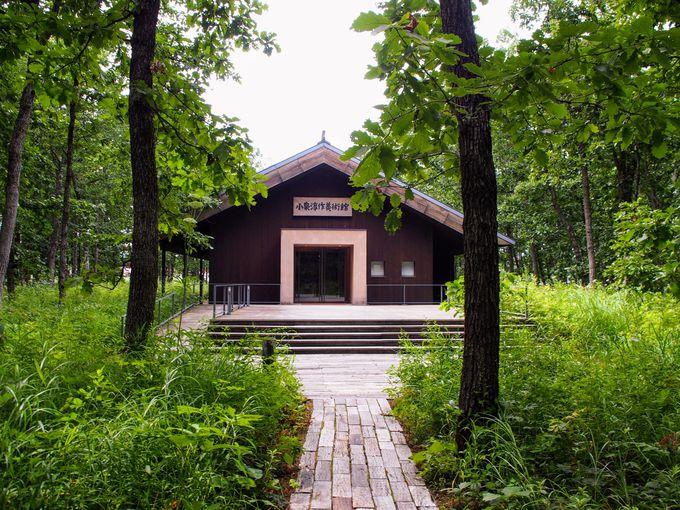 中札内美術村の魅力(1)無料で名画と名庭園を楽しめる!