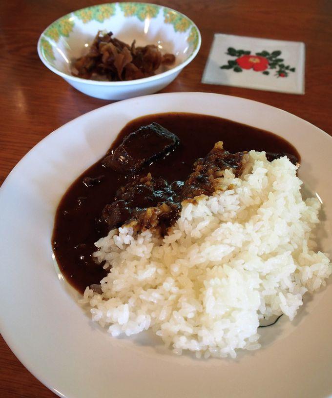 中札内美術村の魅力(2)レストランで本格洋食を味わえる!