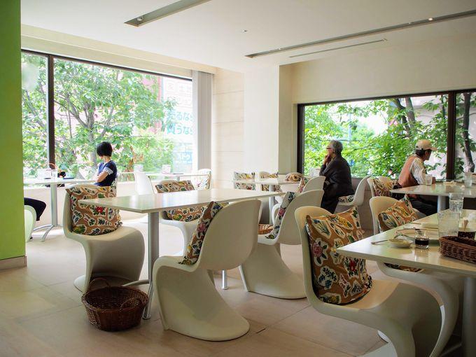 帯広本店限定メニューが食べられる「六花亭喫茶室」