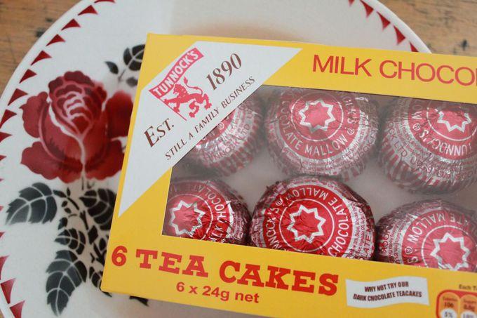 おばあちゃんと食べたい郷愁の味「ティーケーキ」