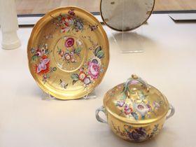 ロンドン「大英博物館」で垂涎のアンティーク食器と出会う