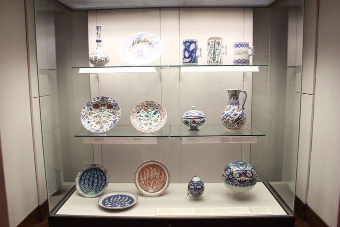 オスマン帝国の傑作「イズニク陶器」