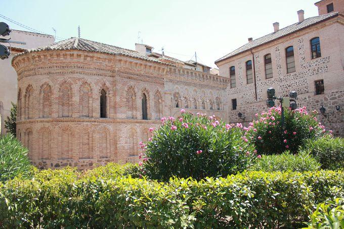 トレドに現存する最古の建物「クリスト・デ・ラ・ルス」