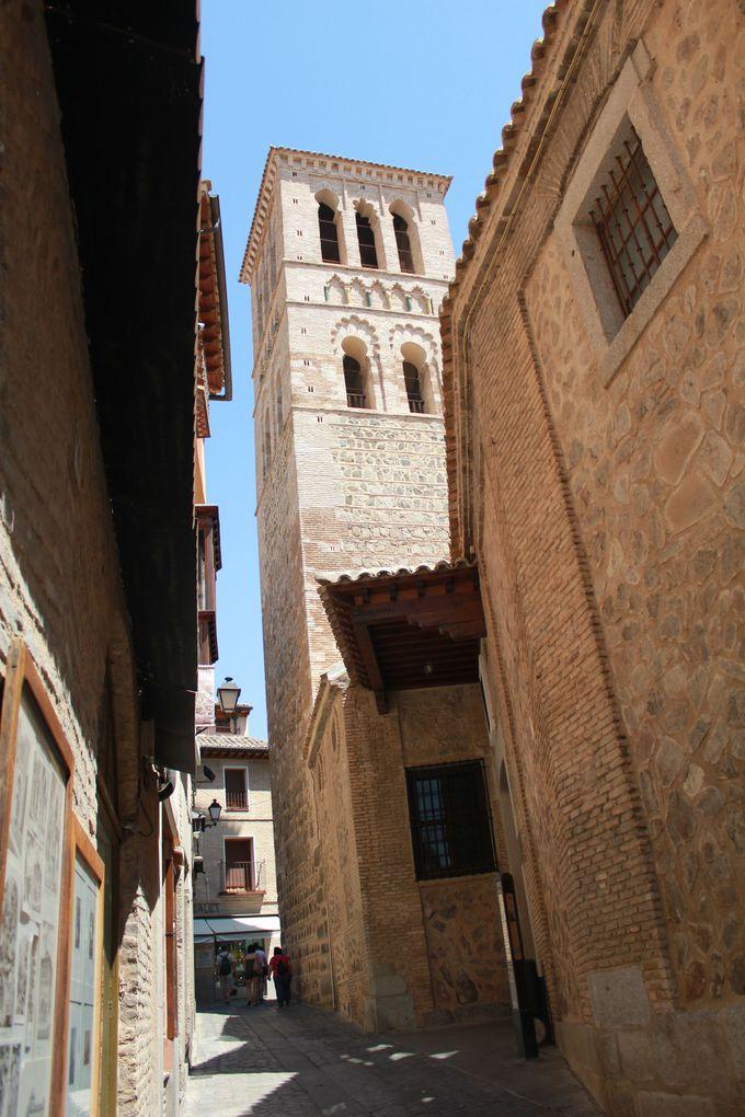 エル・グレコの傑作を所蔵する「サント・トメ教会」
