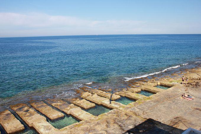おすすめ理由1.とにかくきれいな海がある
